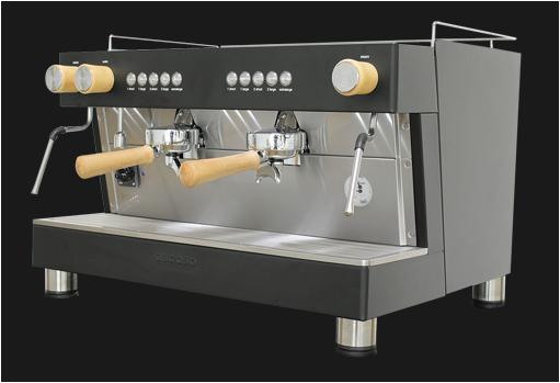 Espresso pistonmachine