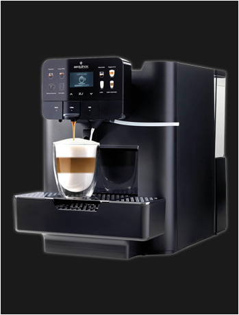 Aequinox Java capsule machine
