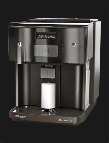 Schaerer Coffee Joy, jong gebruikte, gereviseerde koffiemachine