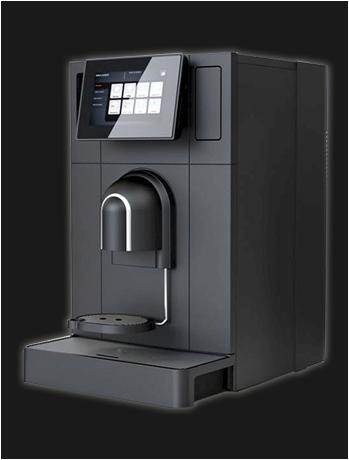 Schaerer Coffee Prime jong gebruikte, gereviseerde koffieautomaat