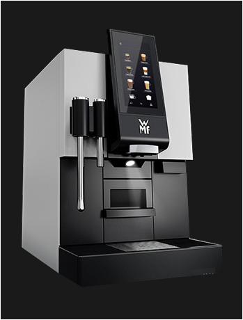 WMF 1100s Koffiemachine nieuw of gereviseerd