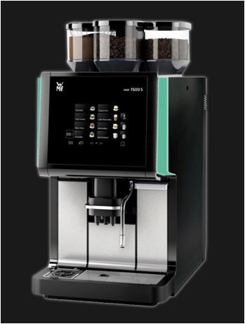 WMF 1500s, jong gebruikte, gereviseerde koffiemachine