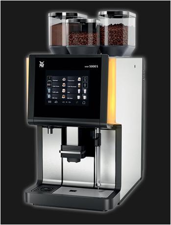 WMF 5000s, jong gebruikte, gereviseerde koffiemachine