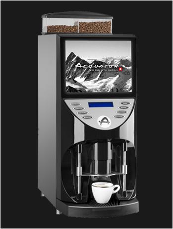 Aequator Brasil, jong gebruikte, gereviseerde koffiemachine