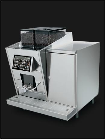 Thermoplan B&W 3 CTM, jong gebruikte, gereviseerde koffiemachine
