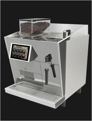 Thermoplan B&W One, jong gebruikte, gereviseerde koffiemachine