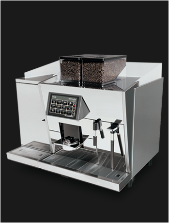 Thermoplan B&W 3 CTMS, jong gebruikte gereviseerde koffiemachine