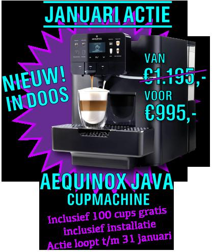 Aanbieding Aequinox Java